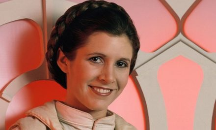 Carrie Fisher : une princesse disparaît